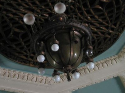 Washington Irving Intermediate School's Light Restoration Begins