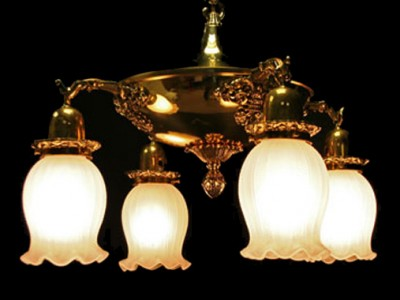 Lighting Restoration Gallery