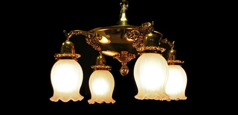 Lighting Restoration Gallery