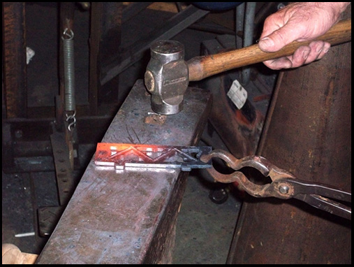 Iron Component Replication