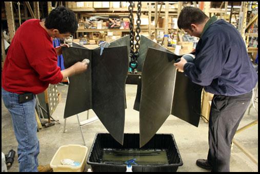 Yale Morse & Stiles Lighting Restoration