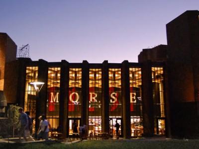 "Yale Daily News: ""A Newer, Squarer Morse"""