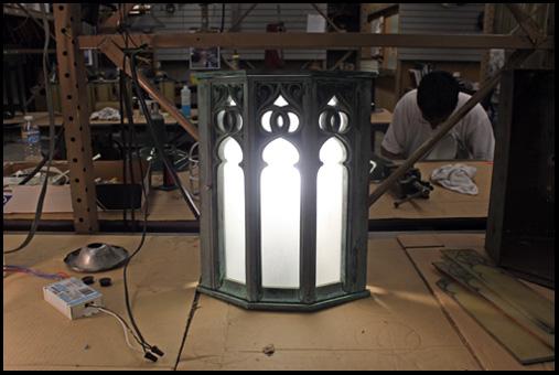 Yale Daily News Historic Lighting Restoration