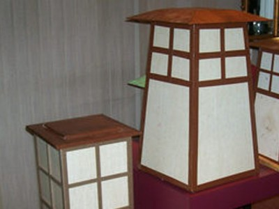 Custom Arts and Crafts Lanterns
