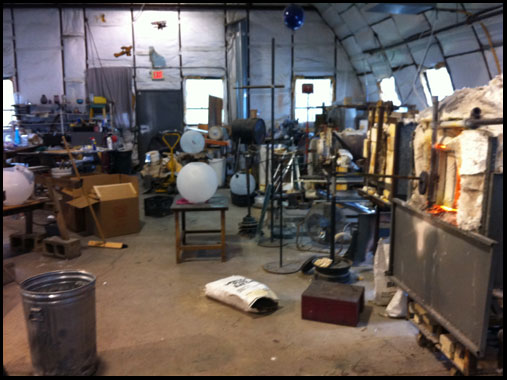 Glass Blowing Facility