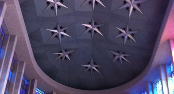 St Josephs Cathedral Lighting Retrofitting Begins