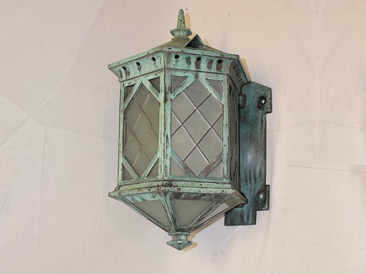 Edgerton Park Historic Outdoor Lighting Restoration