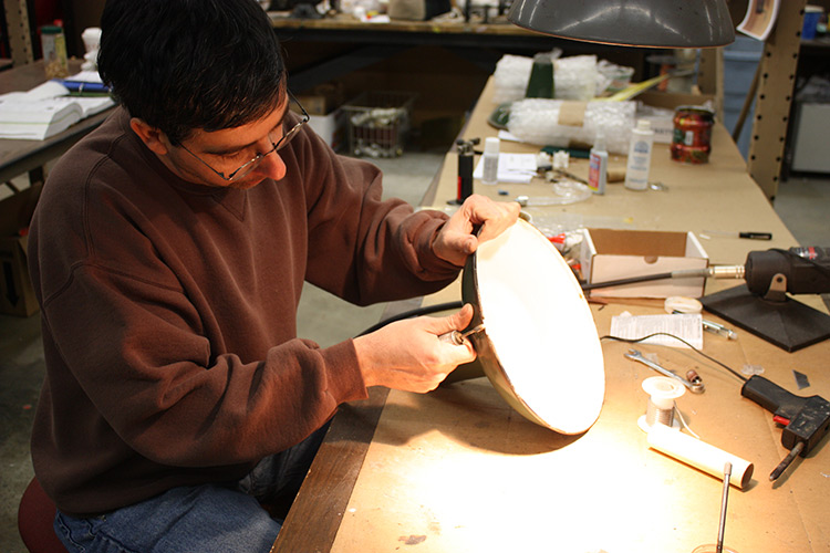 Bodie Island Lighthouse Lighting Restoration