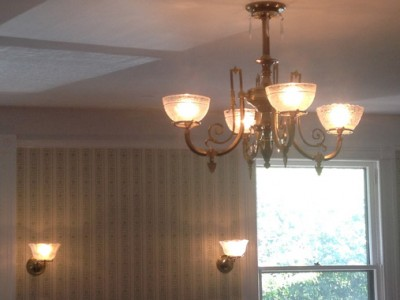 Sagamore Hill National Historic Site Lighting Restoration Complete