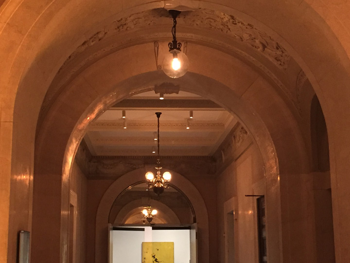 Wadsworth Atheneum Historic Interior Lighting Restoration 18 Grand Light
