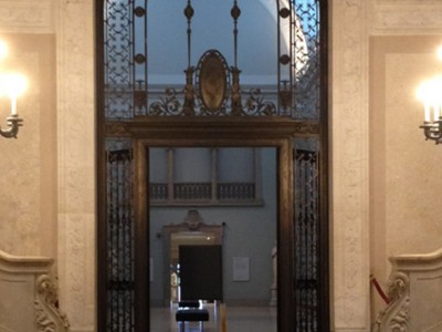 Wadsworth Atheneum Lighting Restoration and Replication Complete