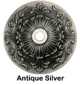 Antique Silver Finish