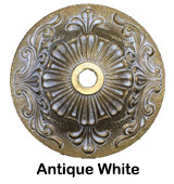 Antique White Finish