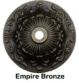 Empire Bronze Finish