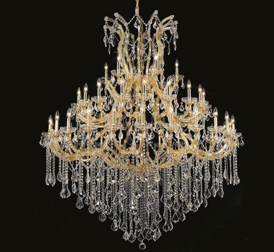 Collection 49 Light Extra Large Crystal Chandelier