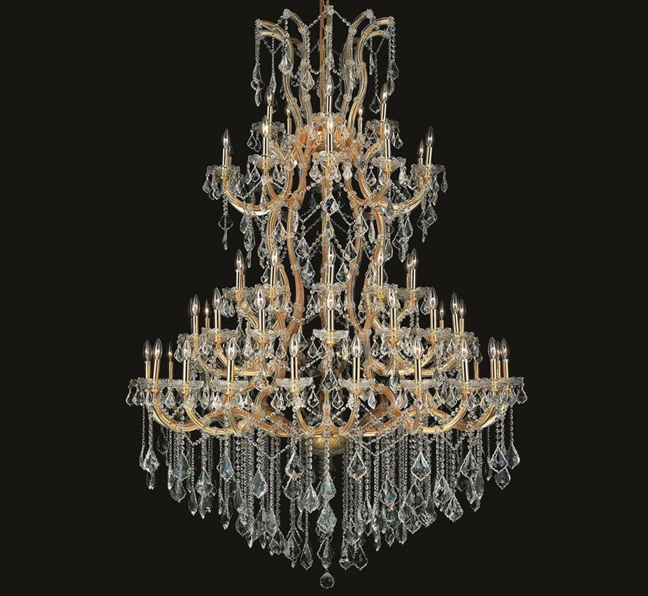 Maria theresa collection 85 light extra large crystal chandelier facebook share arubaitofo Choice Image