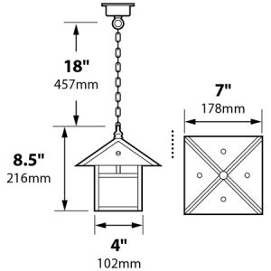 Hanging-Lantern-Specialty-Landscape-Light-dwg