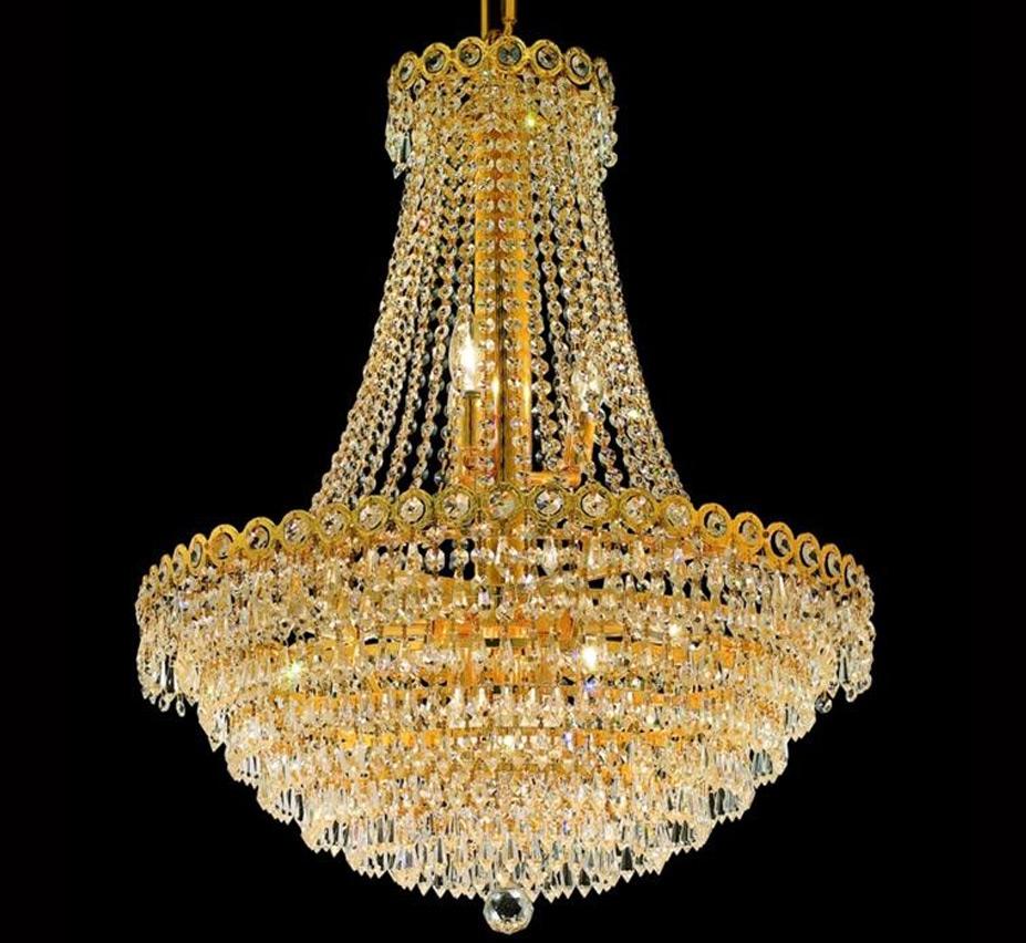 century collection 12 light large crystal chandelier. Black Bedroom Furniture Sets. Home Design Ideas