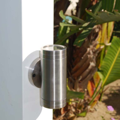 Up Down Light Wall Mount Stainless Steel 12v Specialty Landscape