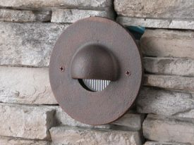 12 Volt Step & Brick Landscape Lighting