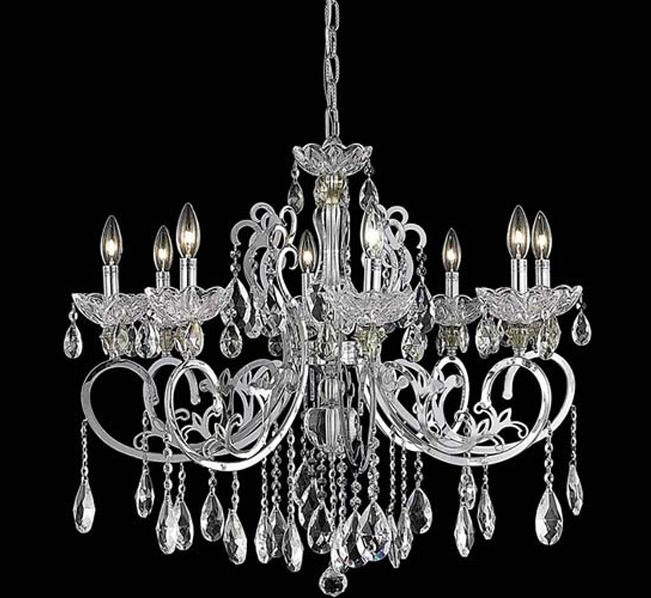 Aria collection 8 light large crystal chandelier grand light aria collection 8 light large crystal chandelier aloadofball Image collections