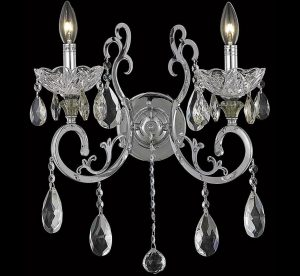 Aria-Collection-Large-Crystal-Wall-Sconce-Chrome