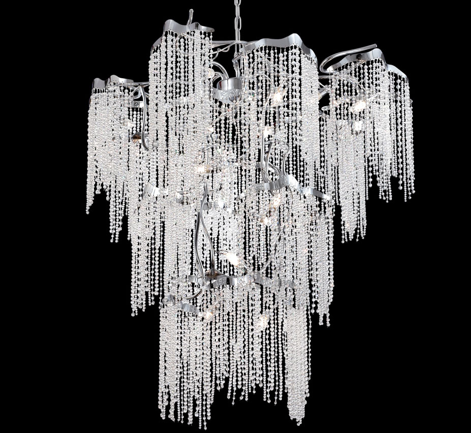 Extra large chandelier lighting democraciaejustica arte 19 light extra large crystal chandelier grand light aloadofball Image collections