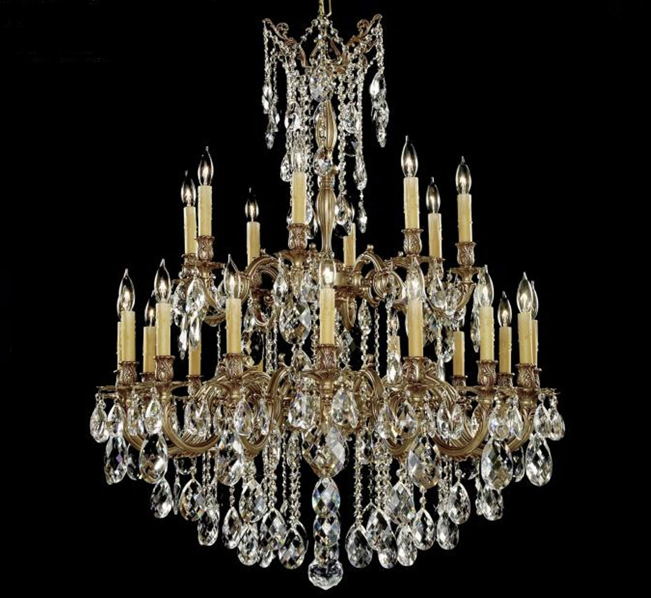 High quality brass crystal chandeliers bellagio collection 168 light extra large brass crystal chandelier aloadofball Image collections