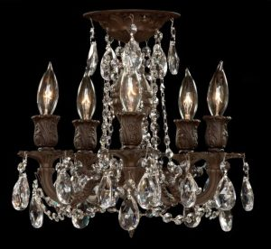 Biella-Collection-Medium-Brass-Crystal-Flush-Mount-179880