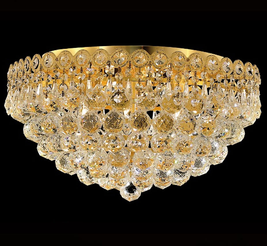 Century collection 18 dia large crystal flush mount ceiling light crystal flush mount ceiling light facebook share aloadofball Images