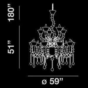 Firolia-18-Light-Extra-Large-Contemporary-Chandelier-188258-line-drawing