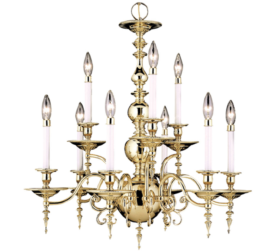 Kensington I Collection 9 Light Large Traditional
