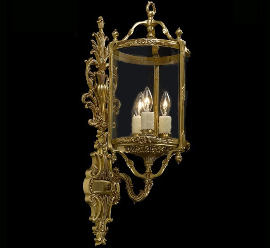 Wall Sconces Light Up And Down : Lantern Collection Extra Large Traditional Wall Sconce Grand Light