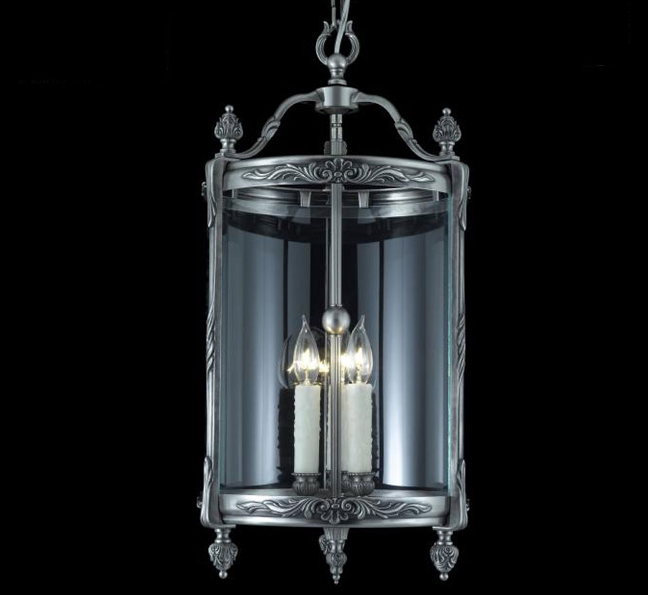Lantern Collection 13 Dia Medium Traditional Pendant Light