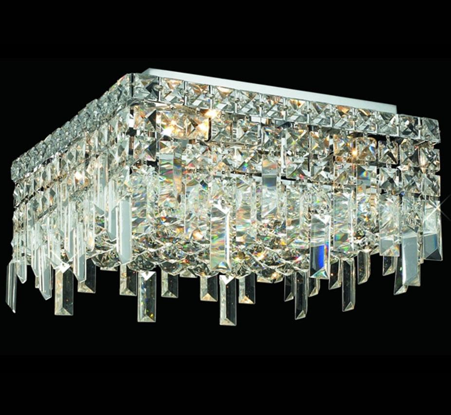 Dunelm Crystal Ceiling Lights : Small crystal ceiling lighting
