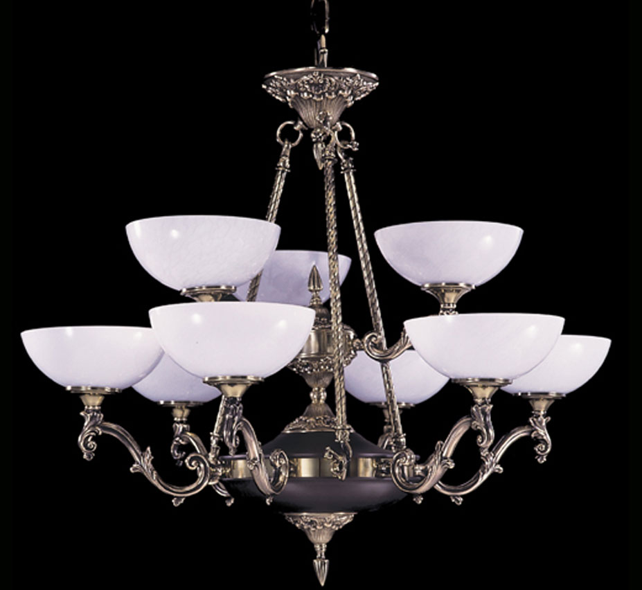 Napoleonic I Collection 9 Light Large Traditional