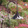 "Oriental Hat 8"" LED Cast Aluminum 12v Path Landscape Light"