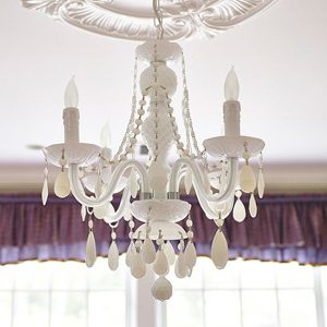 """Small Crystal Chandeliers - 10"""" to 16"""""""