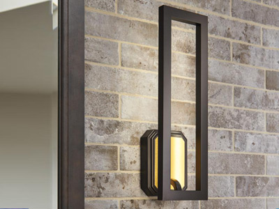 Contemporary & Modern Outdoor Wall Lighting