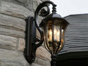 Transitional Outdoor Lighting