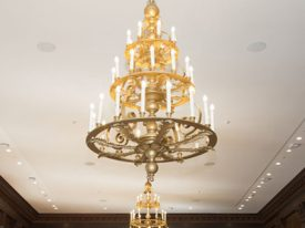 "Extra Large Traditional Chandeliers - 43"" & Above"