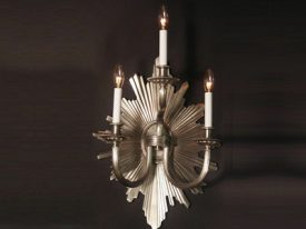 "Large Traditional Wall Sconces - 15"" to 20"" W"