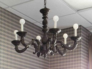 """Medium Traditional Chandeliers - 17"""" to 26"""""""