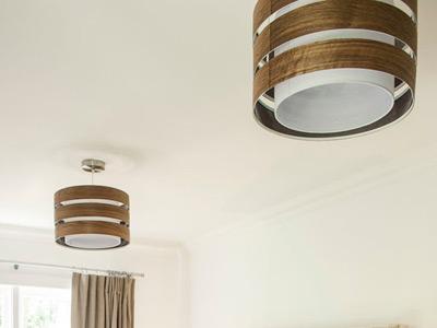 "Medium Transitional Ceiling Lighting - 13"" to 16"" Dia"