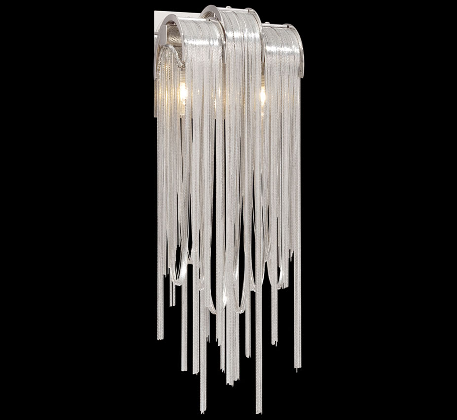 Avenue 6.75? W Small Contemporary Wall Sconce Grand Light