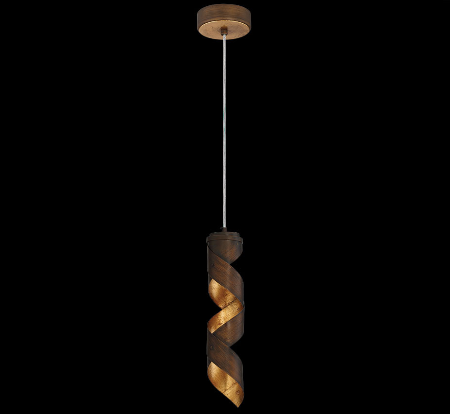 Banderia 35 dia led small contemporary pendant light for Contemporary lighting pendants