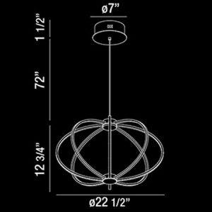 Leggero-8-Light-Large-Contepmorary-Pendant-EUR30035-line-drawing