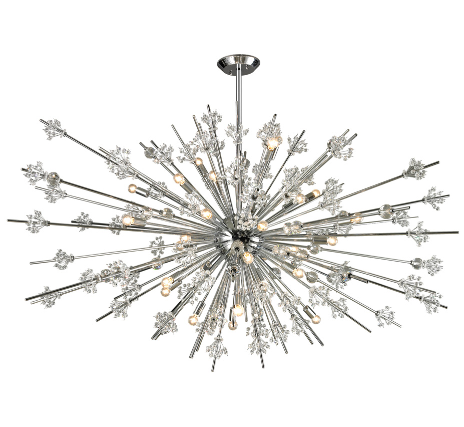 Snowflake collection 31 light extra large contemporary chandelier snowflake collection 31 light extra large contemporary chandelier aloadofball Images