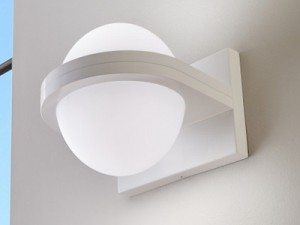 "Medium Contemporary Wall Sconces - 9"" to 14"" Widths"