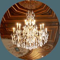 Restoration Custom Fine Lighting Grand Light